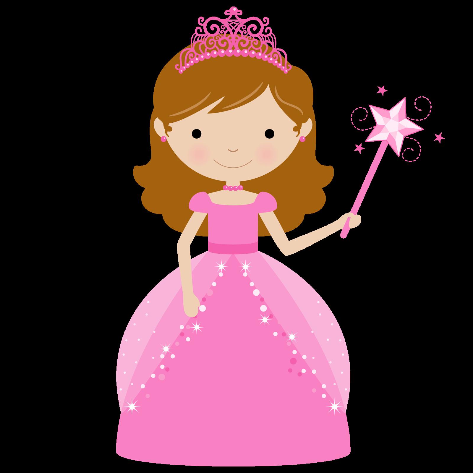 Princess: Free Printable Clipart.