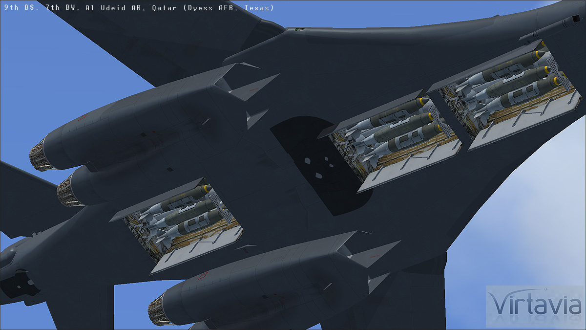 - Addons for...B1 Lancer Payload