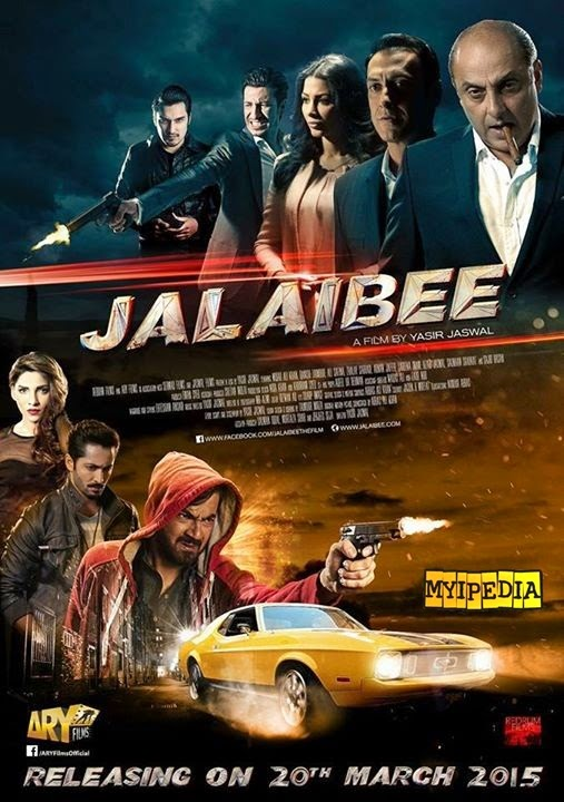 Jalaibee (2015) Pakistani Full Movie Download 720P