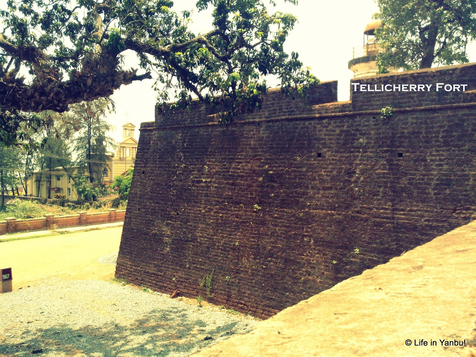 Tourist in My Own Land | Tellicherry Fort
