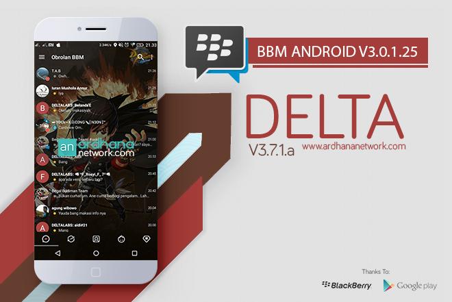 Delta BBM V3.7.1.a