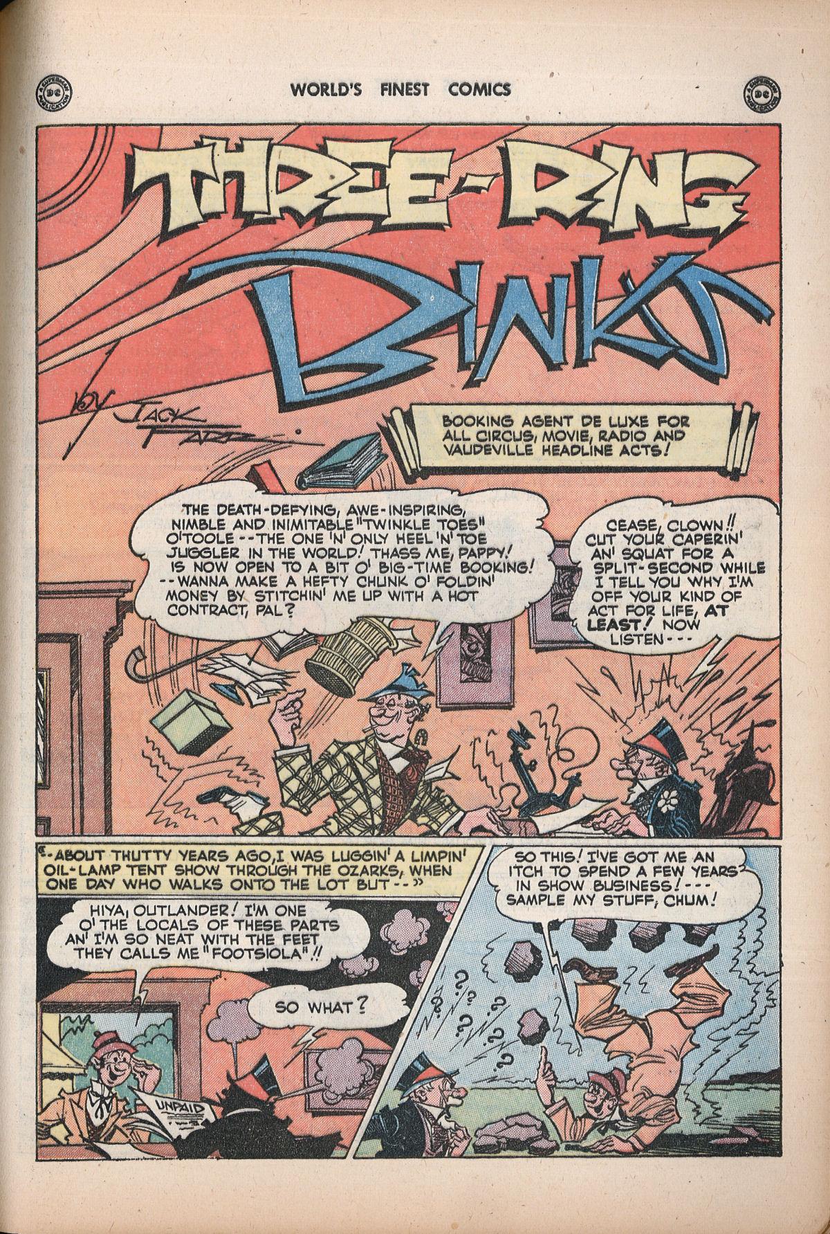 Read online World's Finest Comics comic -  Issue #32 - 55