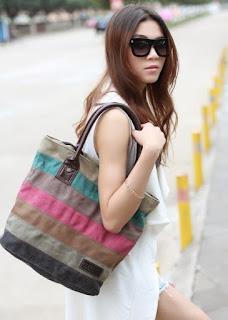 Jenis dan model Tote Bag