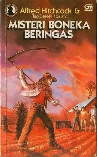 Trio Detektif 29- Misteri Boneka Beringas