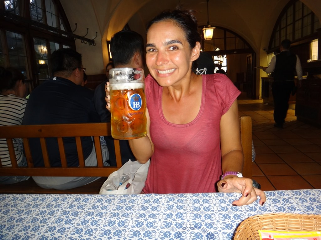 Hofbrauhauss em Munique