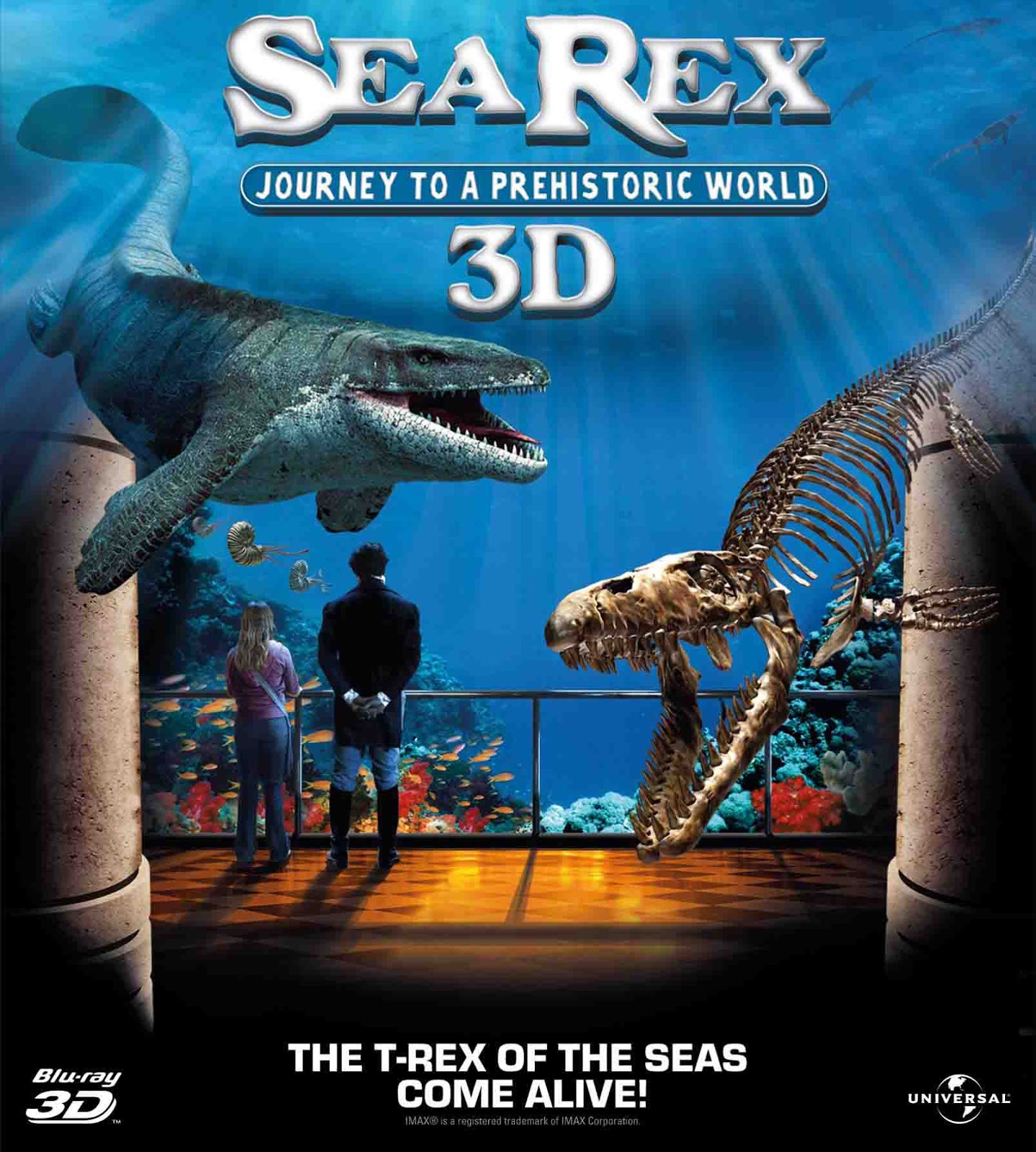 Sea Rex 3D: Journey to a Prehistoric World Torrent – Blu-ray Rip 1080p Dual Áudio (2011)