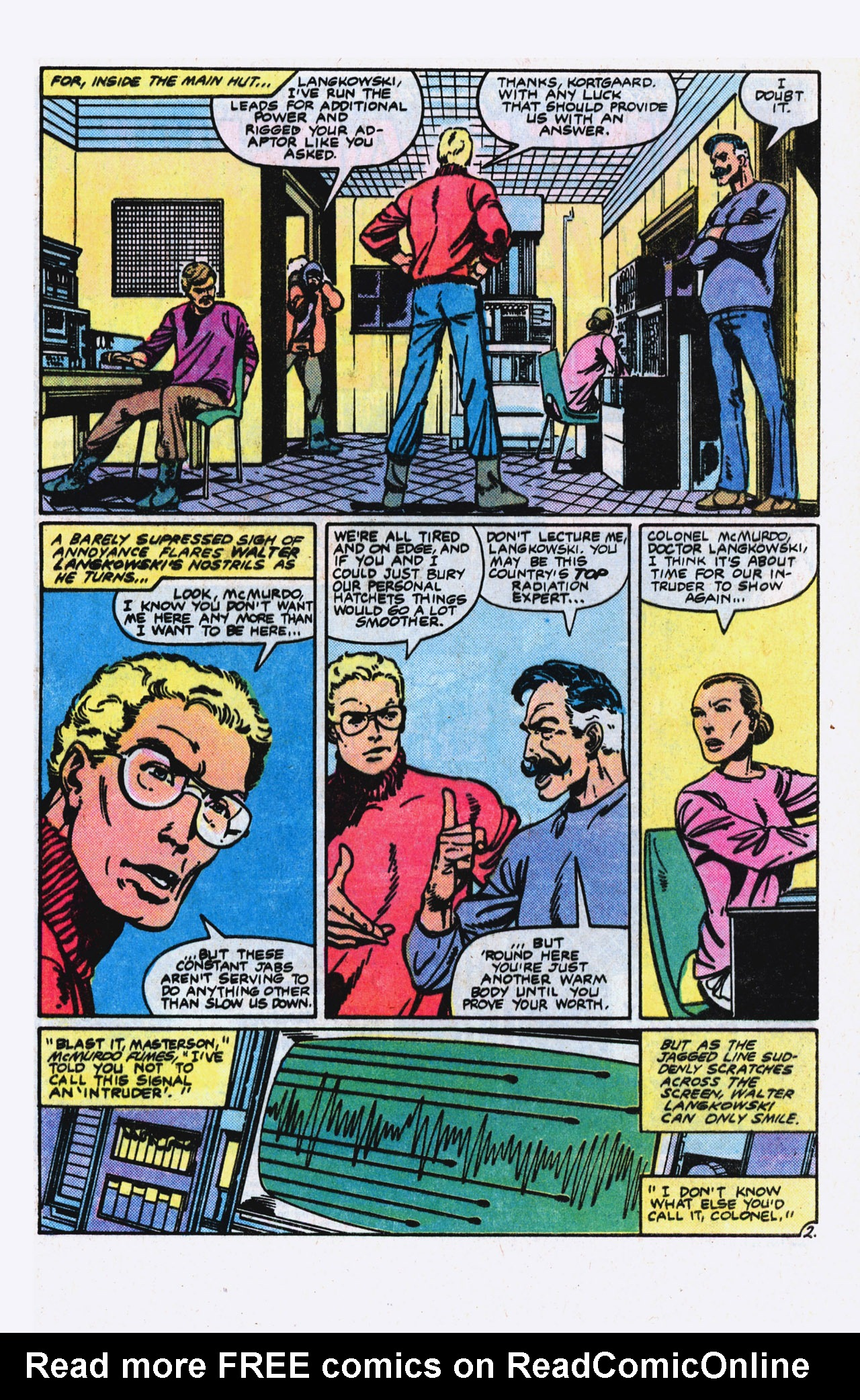 Read online Alpha Flight (1983) comic -  Issue #9 - 3