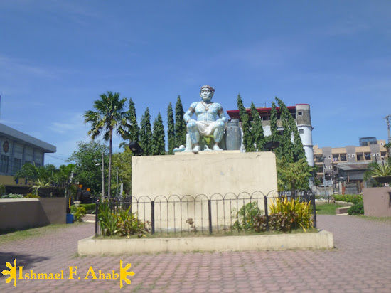 Rajah Humabon Monument in Cebu City