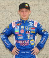 Kraus – a 16-year-old series rookie from Stratford, Wisconsin who drives BMR's No. 19 Carlyle Tools Toyota Camry – has eight top-five and nine top-10 finishes in the series.