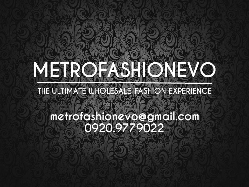 METROFASHIONEVO NET Wholesaler of Garments RTW Apparel