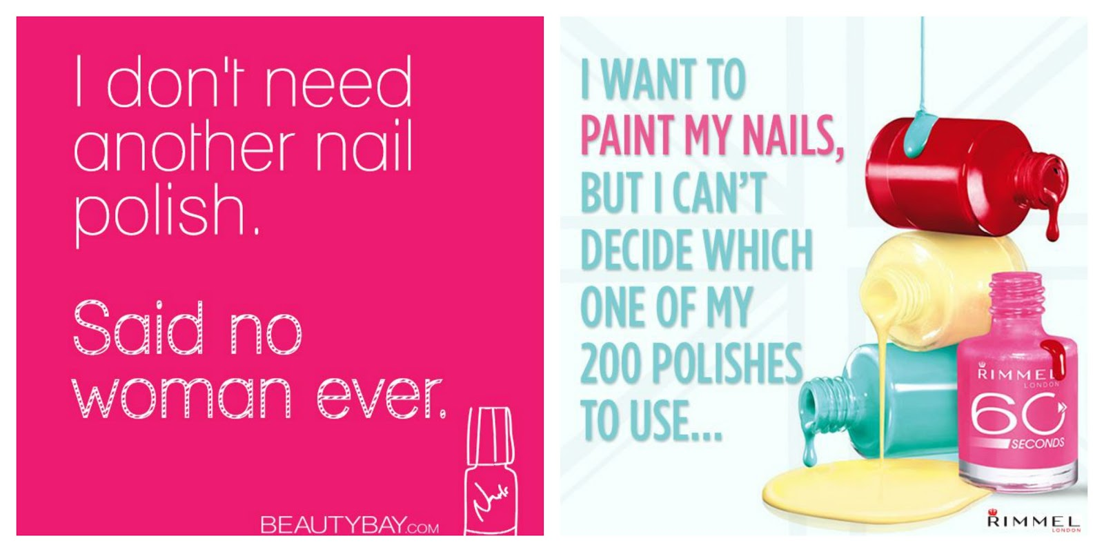 Manicure Quotes And Sayings: Funny Nail Art Quotes