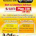 Get a Limited Edition Sun Plan 350 (SIM-only) with MyPhone Exclusive Deals!