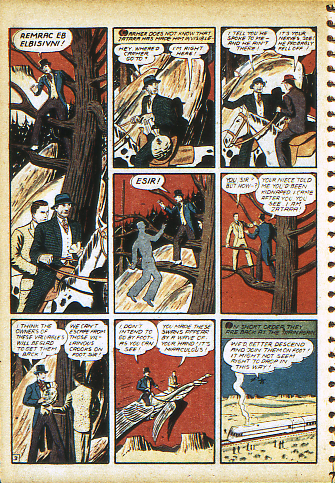 Read online Action Comics (1938) comic -  Issue #28 - 59