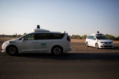 Waymo تطلق خدمة سيارات أجرة بدون سائق بشري
