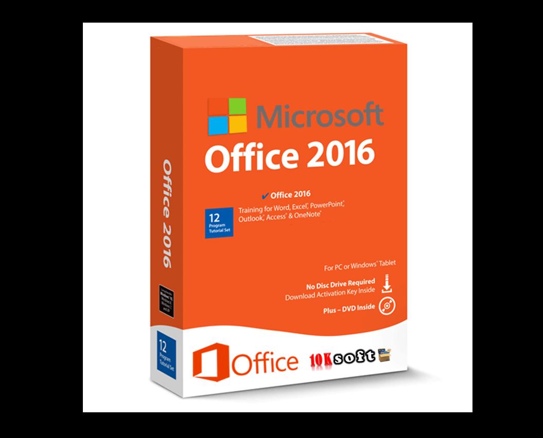 Microsoft Office 2016 Professional Plus Sep 2017 Update Free