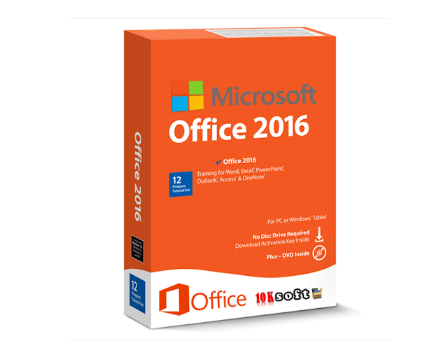 Microsoft Office 2016 x86 x64 ProPlus ISO Free Download