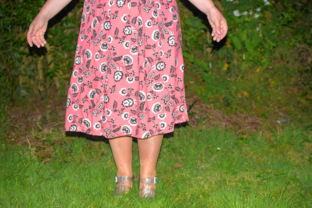 Style, dress, dresses, Summer dress, George at Asda, dress selector, tea dress, A-Line, fashion,