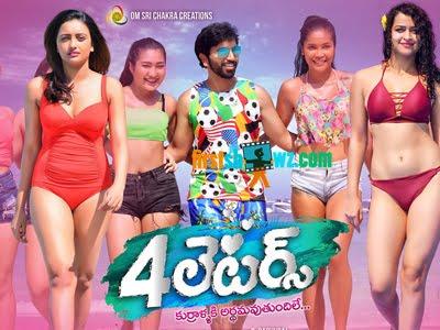 4 Letters (2019) Telugu 720p WEB-DL 1.5GB EsubS