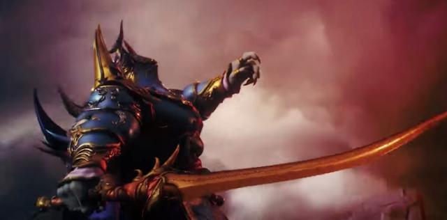 Dissidia Final Fantasy NT muestra espectacular escena de introducción