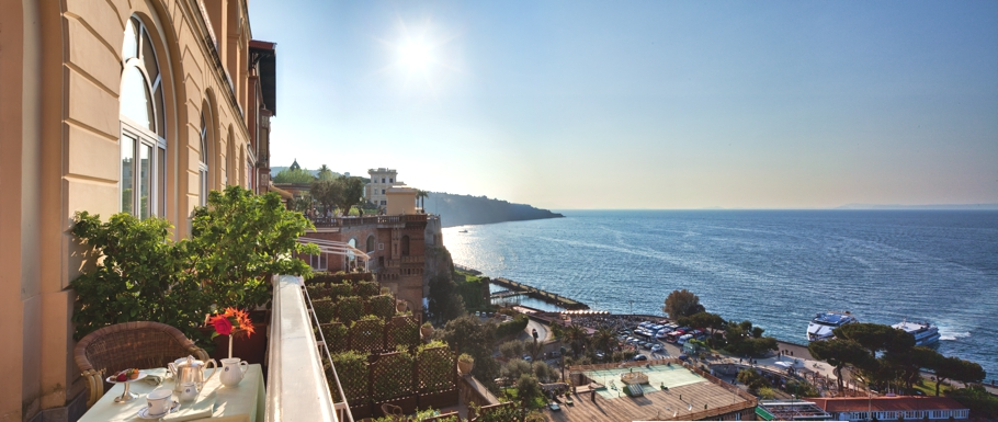 Five Star Hotels In Sorrento Italy