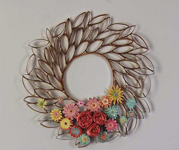 Craft Ideas From Waste Paper Images Coloring Pages