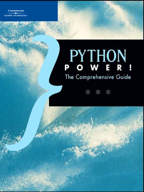 PYTHON POWER ! THE COMPREHENSIVE GUIDE