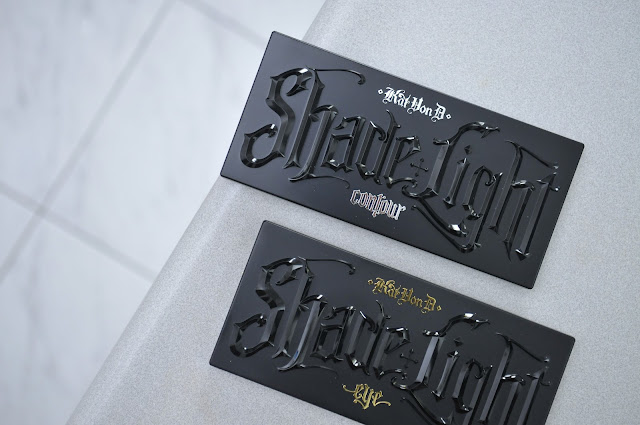 Kat Von D Shade & Light Eye and Face Contour Palettes
