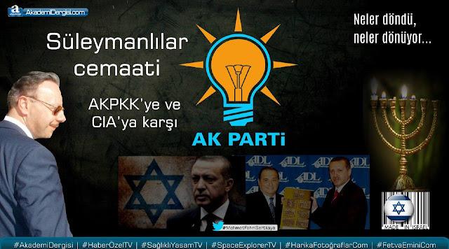 akademi dergisi, Mehmet Fahri Sertkaya, içimizdeki israil, sabetayistler, cia, mossad, Recep Tayyip Erdoğan, akp'nin gerçek yüzü, süleymancılar, içimizdeki ermenistan, siyonistler, gizlenen gerçekler,
