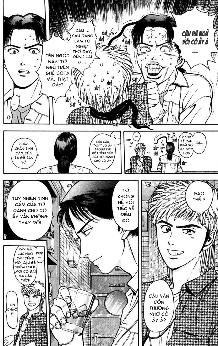 Psychometrer Eiji chapter 29 trang 13