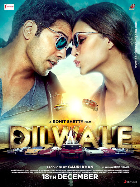 Dilwale (2015) Movie Poster No. 4