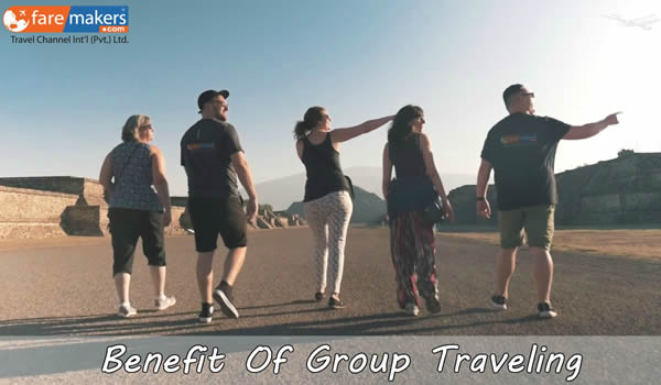 What Are The Benefits Of Group Traveling?