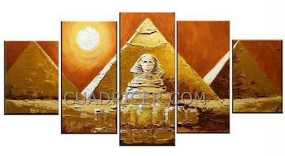 http://www.cuadricer.com/cuadros-pintados-a-mano-por-temas/cuadros-paisajes/cuadros-desierto-egipto/cuadro-esfinge-piramides-egipto-desierto-moderno-tienda-online-2356-dormitorios-salones.html