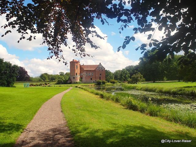 Skåne - Torups slott
