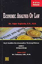 BUKU ECONOMIC ANALYSIS OF LAW