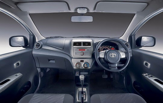 gambar toyota grand new veloz avanza 1.3 e std m/t interior agya tipe e, g, trd s manual matic baru ...