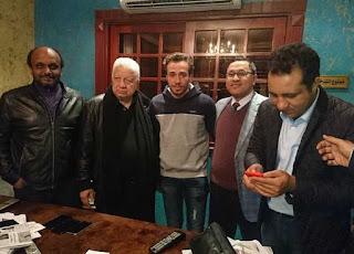 مرتضى منصور، يعلن انتقال محمد عنتر، لاعب وسط نادي الأسيوطى، للزمالك لمدة 4 مواسم ونصف مقابل 15 مليون جنيه