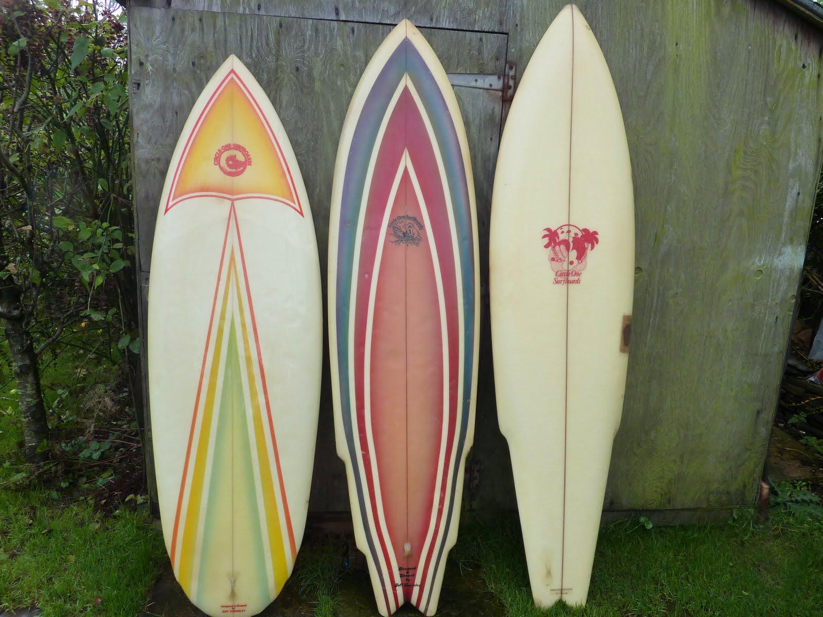 Vintage Surfboard Collector Uk November 2011