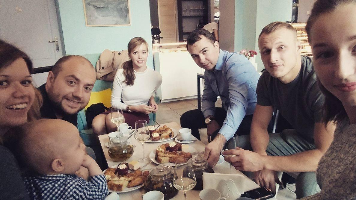 gdzie na kawę w gdyni, Royal Tea Time w Gdyni