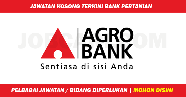 Jawatan di Bank Pertanian