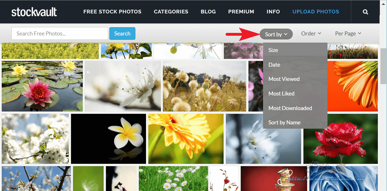 Stockvault 超過 10 萬張高畫質圖片