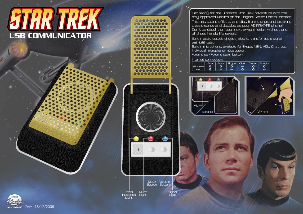 Star Trek - Sci Fi Blog.: April 2012