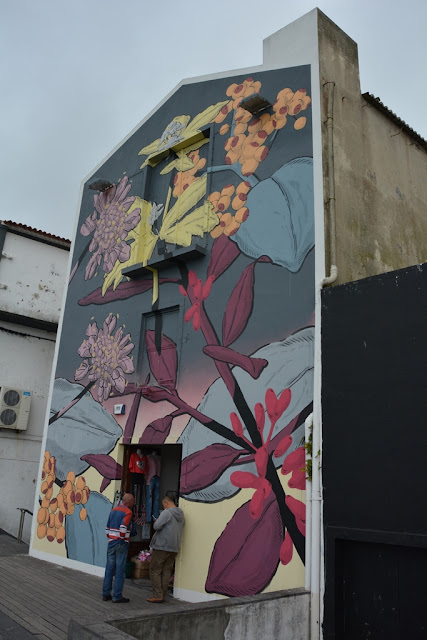 Ponta Delgada graffiti
