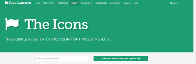 How to use Font Awesome in you Design