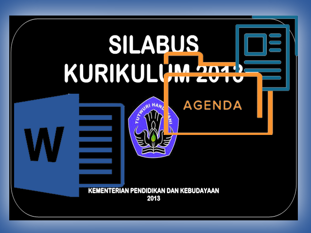 Kumpulan Silabus Kurikulum 2013 SMP Semua Mapel