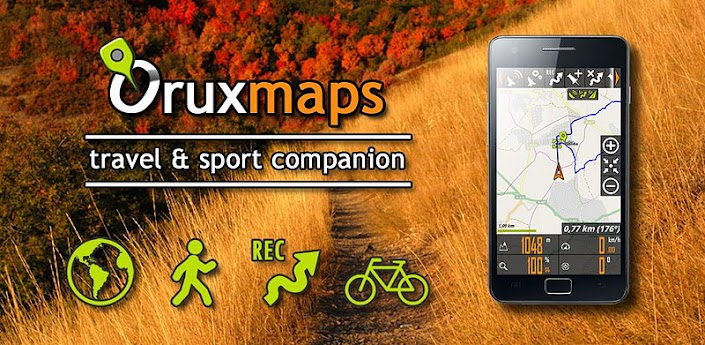 Android Apps and games: OruxMaps Donate v4 8 60 Android Apk App