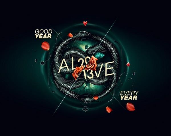 Alive 2013 by Danylo Khorzhevskyi