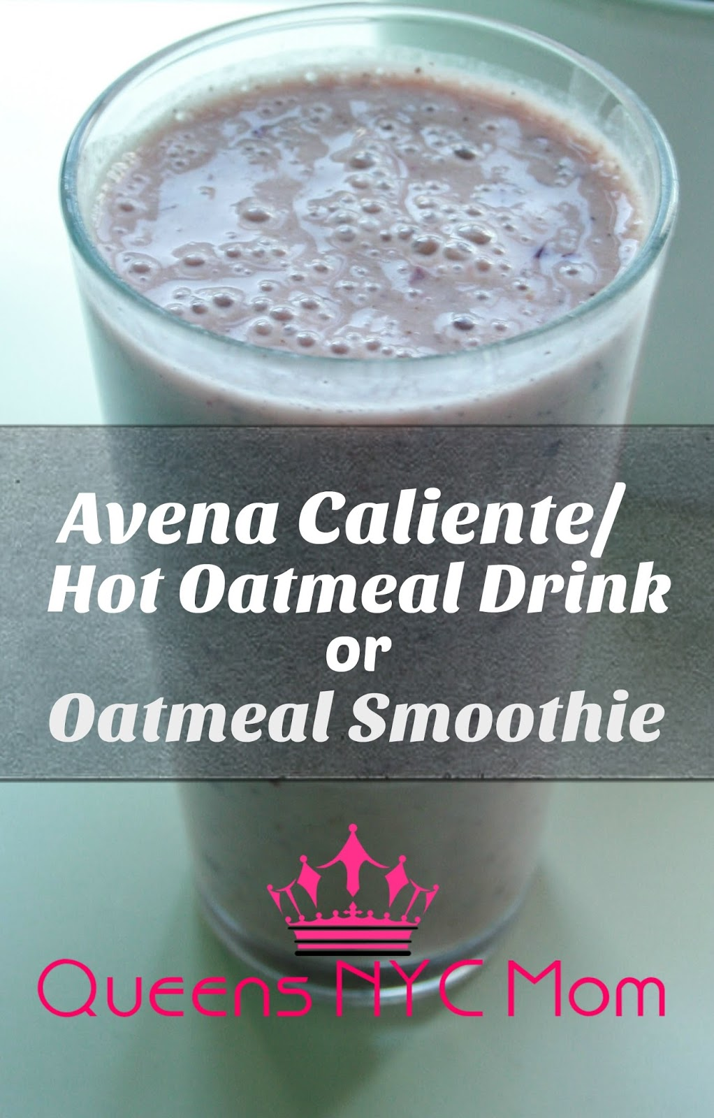 Avena - Healthy Oatmeal Shake Recipe — Dishmaps