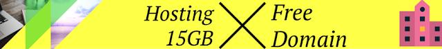 hosting murah dengan domain gratis