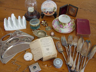 More Issues With Passing on Family Heirlooms and Preserving Their Provenance