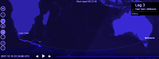 Volvo Ocean Race Tracker